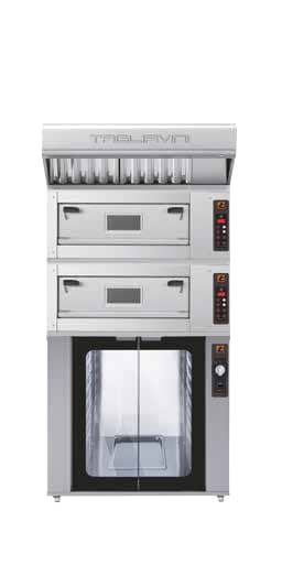Tagliavini Modular Easy Electric Deck Oven
