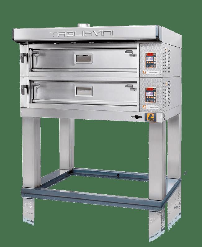 Tagliavini | Electric Pizza Oven | Italian | Bakery Equipment
