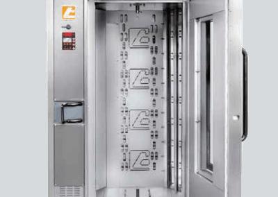 Industrial Rack Oven | Tagliavini Rotor