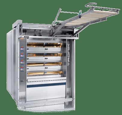 Tagliavini Tronik Electric Deck Oven