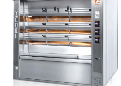 High Production Electric Deck Oven | Energy Saving Bakery Equipment