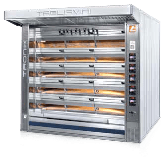 High Capacity Electric Deck Oven | Bakery Equipment