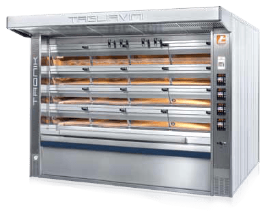 Industrial Electric Deck Oven | Solar, Energy Saving Bakery Equipment