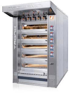 Commercial Electric Deck Oven | Energy Saving Bakery Equipment