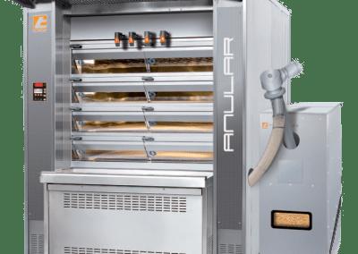 Steam Tube Oven | Bio Fuel | Artisan Bread Equipment