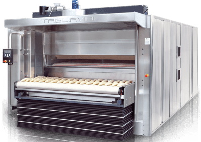 Tunnel Oven | Automatic, Double Deck | Industrial Artisan Bread Baking