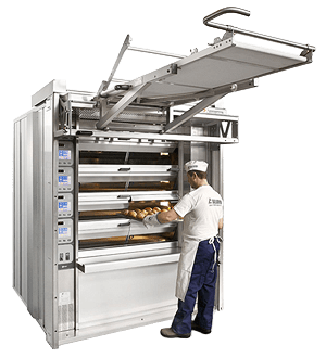 Integrated Oven Loader | Bakery Equipment