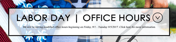 Labor Day | Office Hours