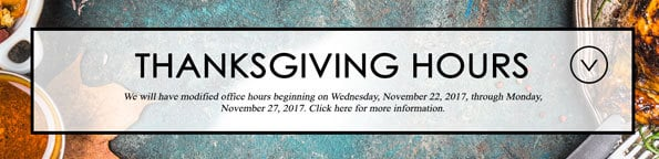 Thanksgiving | Office Hours