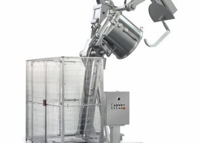 Tonelli Vertical Planetary Mixer | Bowl Lift