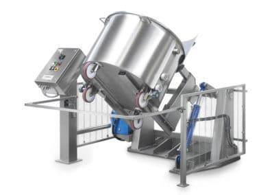 Tonelli Vertical Planetary Mixer | Large Bowl Lift
