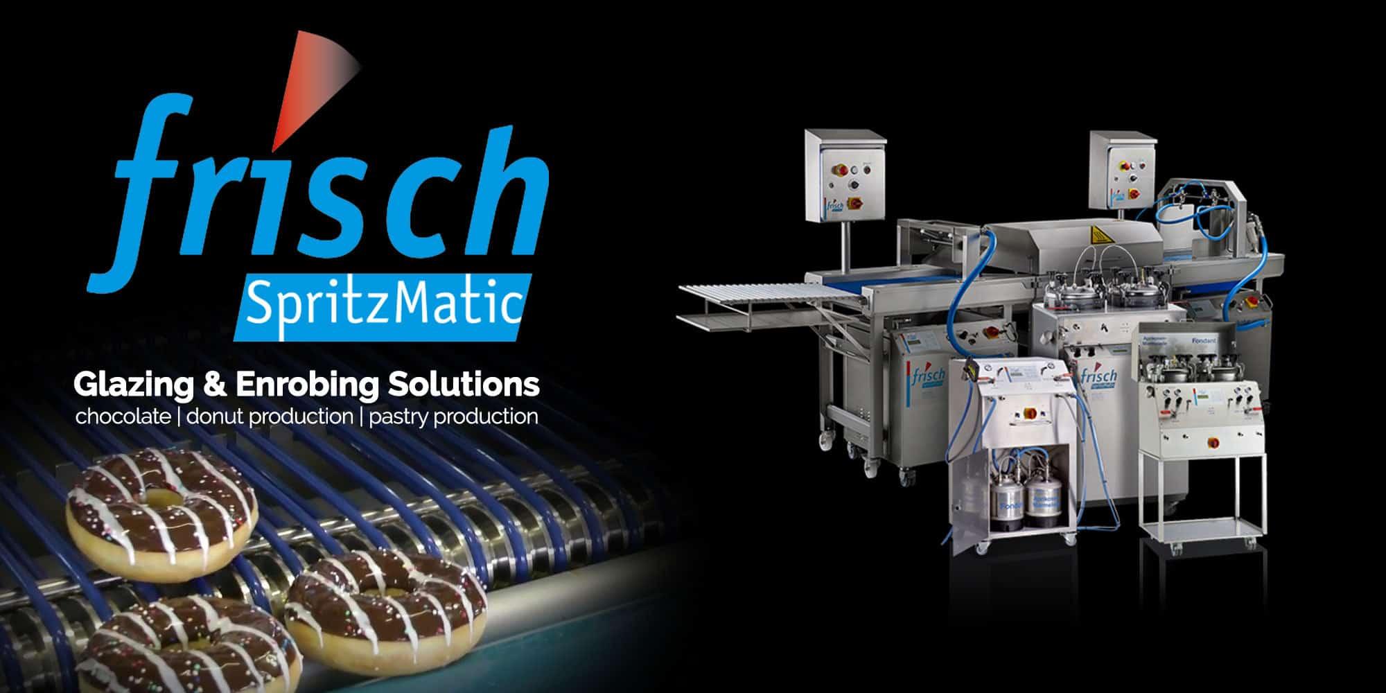 Frisch Spritzmatic | Glazers & Enrobers
