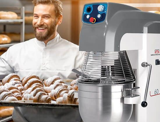 Mecnosud | Bakery Equipment