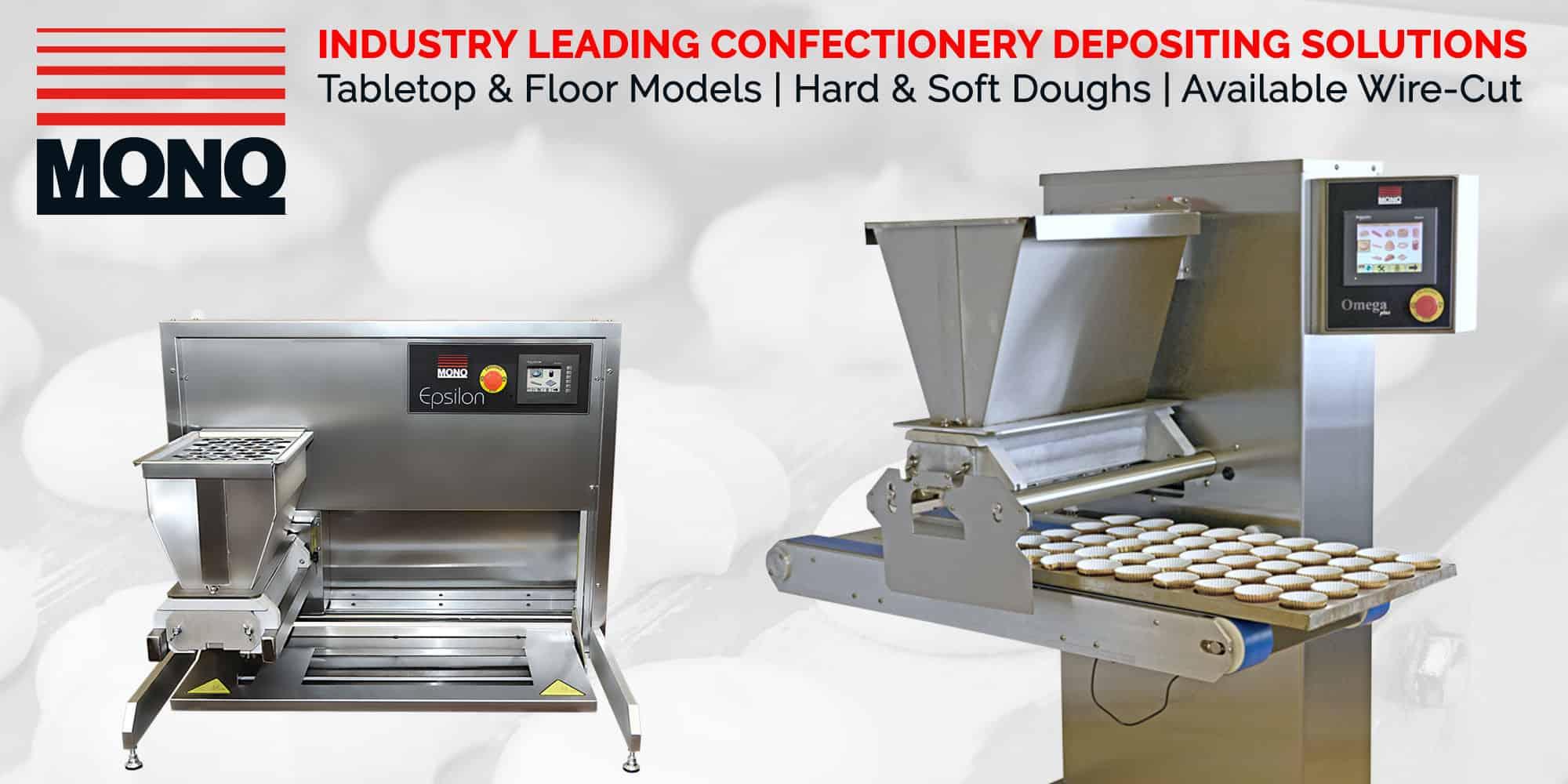 MONO   Confectionery Depositors