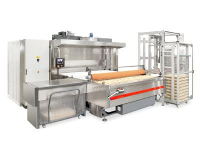 Tunnel Oven | Industrial Artisan Bread Production | Wholesale Bakery Equipment