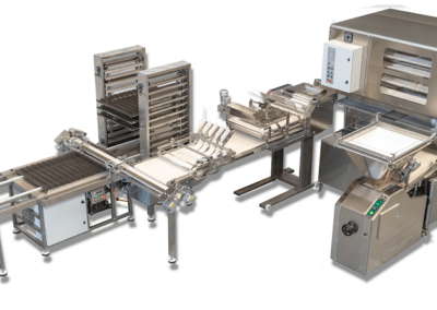 Complete Bread & Roll Production Systems