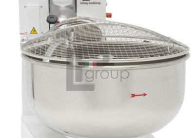 LP Group | GEA Fork Mixer for Bakeries