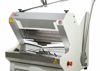 JAC Pico | Semi Automatic Tabletop Bread Slicer