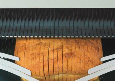 JAC Pico | Compact Bread Loaf Slicer