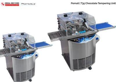 Pomati T35 Chocolate Tempering Machine