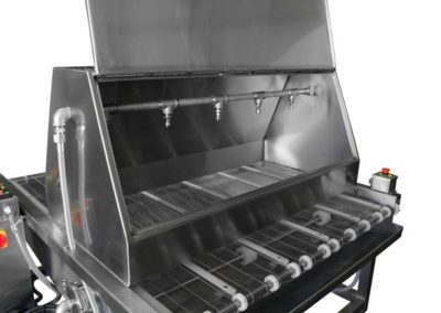 Custom Egg Washer | Bakery Equipment