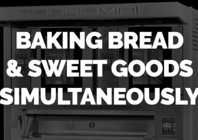 Can I Bake Both Bread and Sweet Goods in a Single Oven?