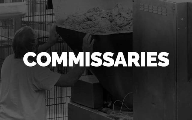 Commissaries