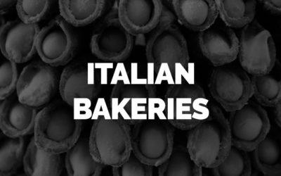 Italian Bakeries