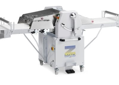 Reversible Sheeter | Cutting Station | Pastry Production