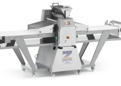 Automatic Sheeter | Industrial Pastry Production | Laminator