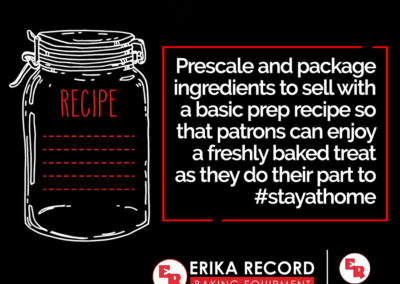 Recipe Kits | Prescale & Package Ingredients