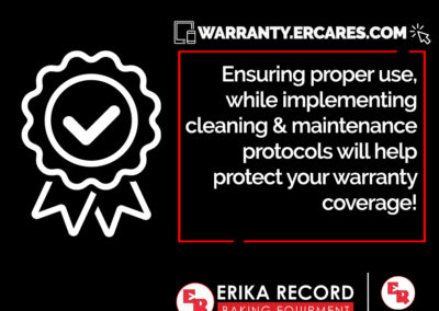 Keeping Your Warranty